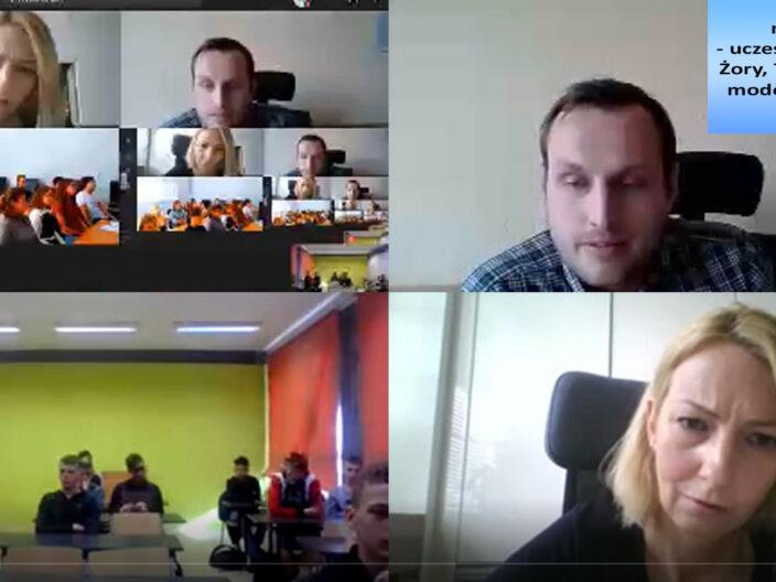 Spotkanie online n.t. hulajnóg elektrycznych