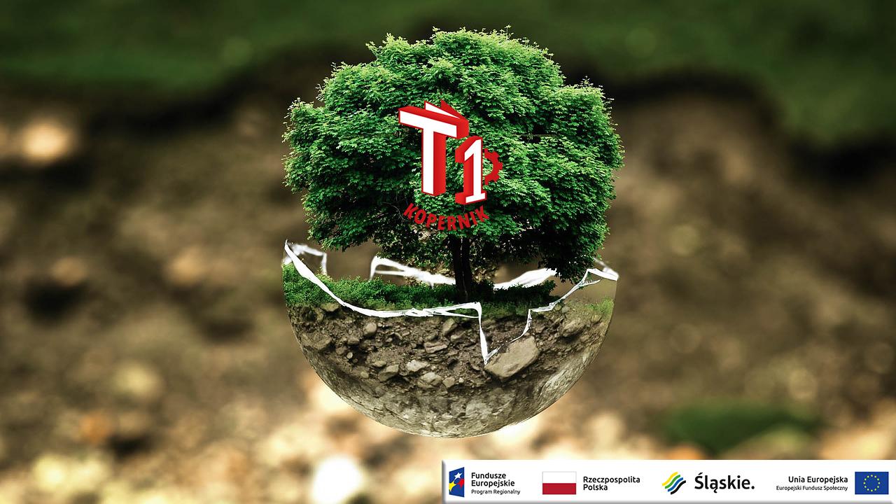 Plakat ekologiczny