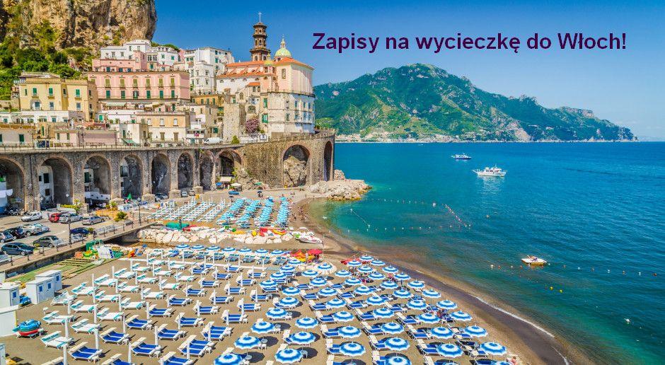 Zapisy na wycieczkę do Włoch