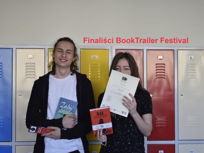 Finaliści BookTrailer Festival